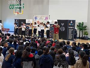 Be Kind Assembly
