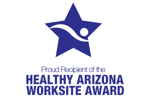 Healthy Arizona Worksite Award Logo