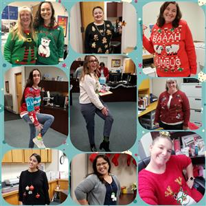 Ugly Sweater photos
