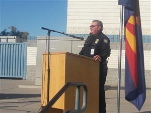 Officer Ken Anglin Phoenix, PD