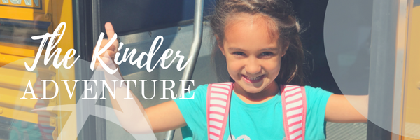 The Kinder Adventure - Enroll in Full Day Kindergarten Today