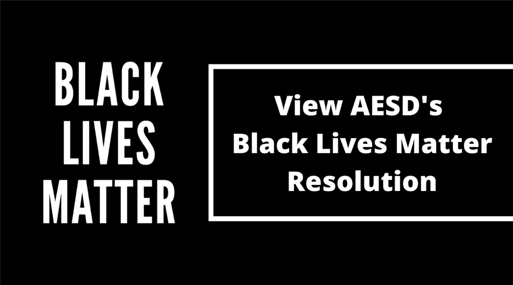 Black Lives Matter Resolution