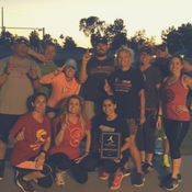 Kickball Winners